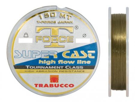 LINHA MON. SUPER CAST HIGH 0.25MM 150M VERDE