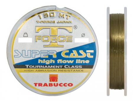 LINHA MON. SUPER CAST HIGH 0.50MM 150M VERDE