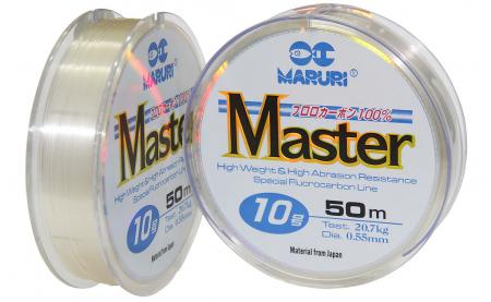 LINHA LEADER MASTER 8.0 0.50MM 50M