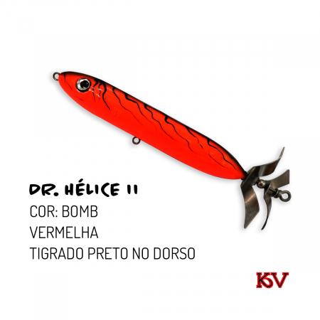 ISCA ARTIFICIAL DR. HÉLICE II