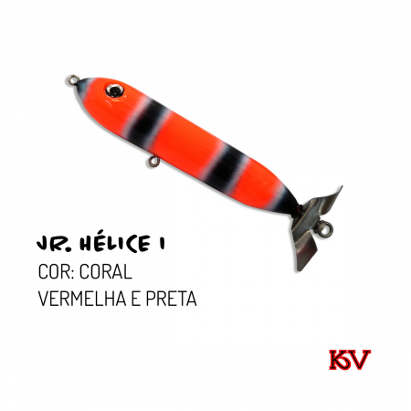 ISCA ARTIFICIAL JR. HELICE I
