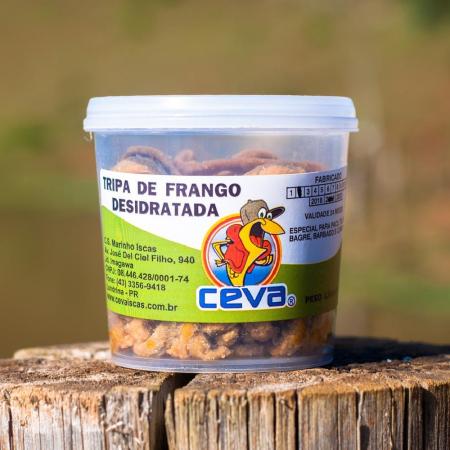 TRIPA DE FRANGO DESIDRATADA 120G - CEVA
