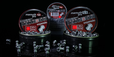 CHUMBINHO MAMUTH 4,5MM 250UN