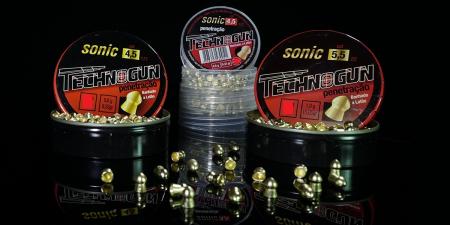 CHUMBINHO SONIC GOLD 4,5MM 250UN