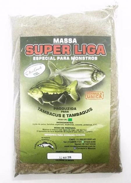 MASSA CORDEIRO SUPER LIGA 500GR