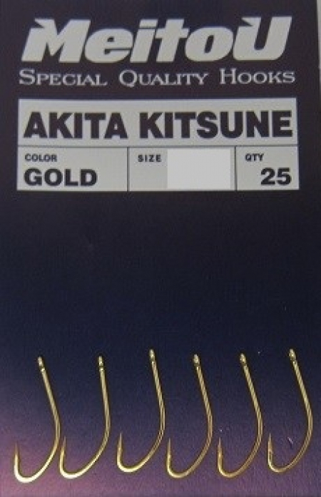 ANZOL AKITA KITSUNE N3.0 25UN - MEITOU