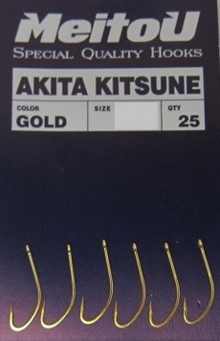 ANZOL AKITA KITSUNE N5.0 25UN - MEITOU