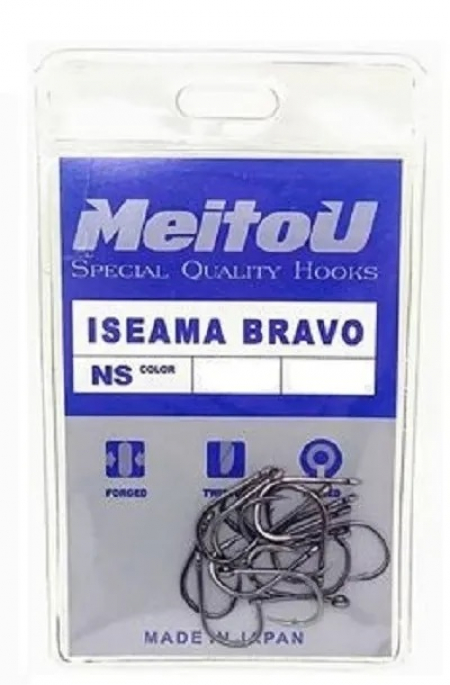 ANZOL ISEAMA BRAVO N10 15UN - MEITOU