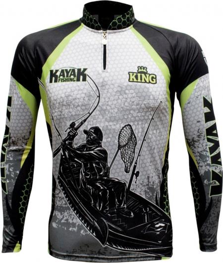 CAMISETA KING KFF616 TAM. P - KAYAK