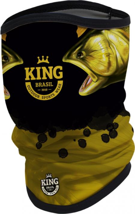 BUFF BANDANA DOURADO - 07 - KING