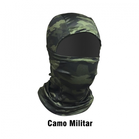 BALACLAVA M3X CAMO MILITAR